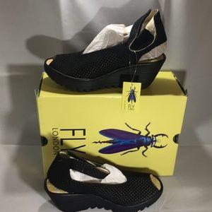 FLY LONDON Yala Cupido/Mouse wedges Women Shoes